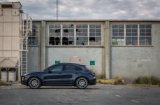 Porsche Macan на дисках Vorsteiner V-FF 103
