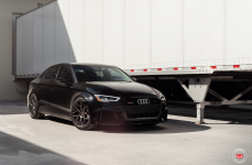 Audi RS3 на дисках Vossen Forged VPS-315T