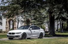BMW 3 (F30, F31) на дисках VORSTEINER V-FF 107