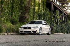 BMW 328i на дисках Blaque Diamond BD23