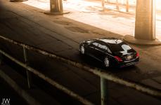 Mercedes-Benz S-Class на дисках ADV10R Track Spec CS Series Wheels