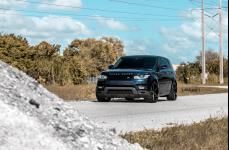 Range Rover Sport на дисках Velgen Wheels Classic5