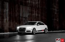 Audi A4 на дисках VOSSEN VFS6