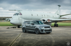 Land Rover Range Rover Sport на дисках URBAN AUTOMOTIVE x VOSSEN FORGED UV-1