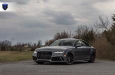 Audi RS7 на дисках Rohana RF2