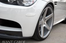BMW M3 на дисках Avant Garde M550