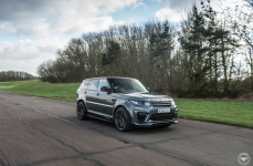 Range Rover на дисках Urban Automotive UV-1
