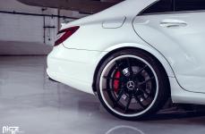 Mercedes-Benz CLS 63 AMG на дисках Niche Targa