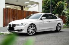 BMW 3 (F30, F31) на дисках ZITO ZS05
