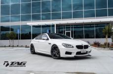 BMW M6 на дисках Vorsteiner V-FF 103