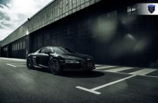 Audi R8 на дисках ROHANA RFX7
