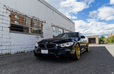 BMW M3 на дисках Concavo CW-5