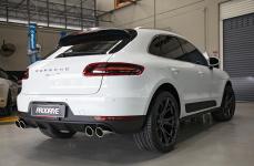 Porsche Macan S на дисках Vorsteiner V-FF 103 Carbon Graphite R21