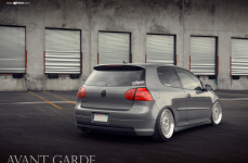 Volkswagen Golf Mk5 GTI на дисках Avant Garde M220