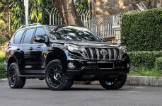 Toyota Land Cruiser Prado на Дисках KMC XD SERIES XD127 BULLY