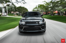 Land Rover Range Rover Sport на дисках VOSSEN HF-2