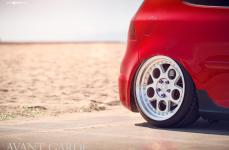 Volkswagen Golf Mk5 на дисках Avant Garde M230