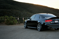 Audi B8 S4 на дисках Vorsteiner V-FF 103 Brushed Aluminum 20