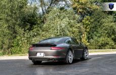 Porsche 911 на дисках Rohana RFX5