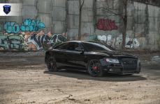 Audi S5 на дисках Rohana RF2