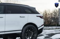 Land Rover Range Rover на дисках Rohana RF2 Matte Black