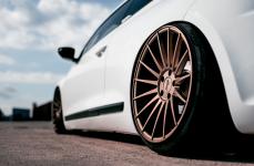 VW Scirocco на дисках Niche Form