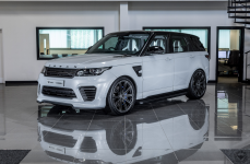 Range Rover на дисках Urban Automotive UV-2