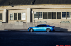 Dodge Charger Rallye на дисках Ferrada FR2