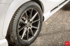 Lexus NX 200t на дисках Vossen Hybrid Forged VFS-1