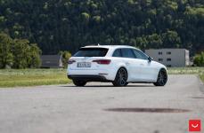 Audi A4 Avant на дисках Vossen VFS-1