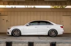 Audi B9 A4 на дисках Vorsteiner V-FF 103 R19