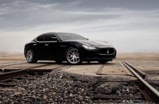 Maserati Ghibli на дисках Ferrada FR2