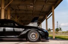 Nissan GTR на дисках ADV15 M.V2