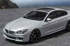 BMW 6 Gran Coupe (F06) на дисках LEXANI STUTTGART