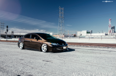 Honda Civic на дисках Avant Garde M240
