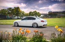 BMW F10 550i на дисках Avant Garde M510