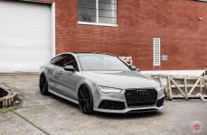Audi A7 на дисках VOSSEN FORGED S17-01