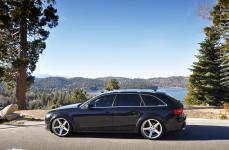 Audi A4 Allroad на дисках Avant Garde M550 R19