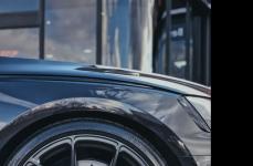 Audi RS5 на дисках Vorsteiner V-FF 103 Carbon Graphite