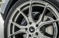 Porsche Cayenne на дисках Vorsteiner V-FF 103