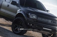Ford Raptor на дисках ADV6 Track Spec