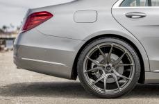 Mercedes Benz S550 на дисках Vorsteiner V-FF 103 R21