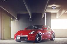 Nissan 370Z на дисках Avant Garde M550