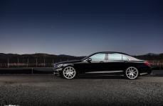 Mercedes Benz S550 на дисках Avant Garde M580