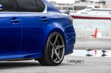Lexus GS350 F-Sport на дисках Velgen Wheels Classic5