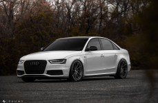 Audi B8 S4 на дисках Avant Garde M621 R19
