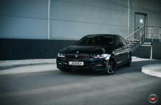 BMW  на Дисках VOSSEN FORGED CG-203