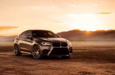 BMW  на дисках FERRADA FR4