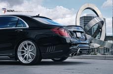 Mercedes S63 AMG на дисках ADV5.0 M.V2 CS Series