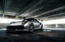 Porsche 911 на дисках VELGEN VFDB10